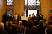 Sandusky Rotary Donates $100,000 to the Global Education Center