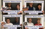 SMS September Students of the Month