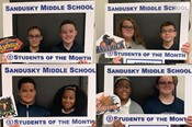 SMS October Students of the Month