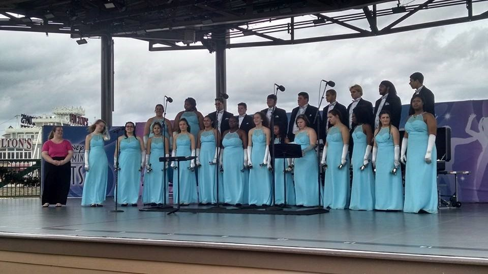 Choirs Performing at Disney Springs