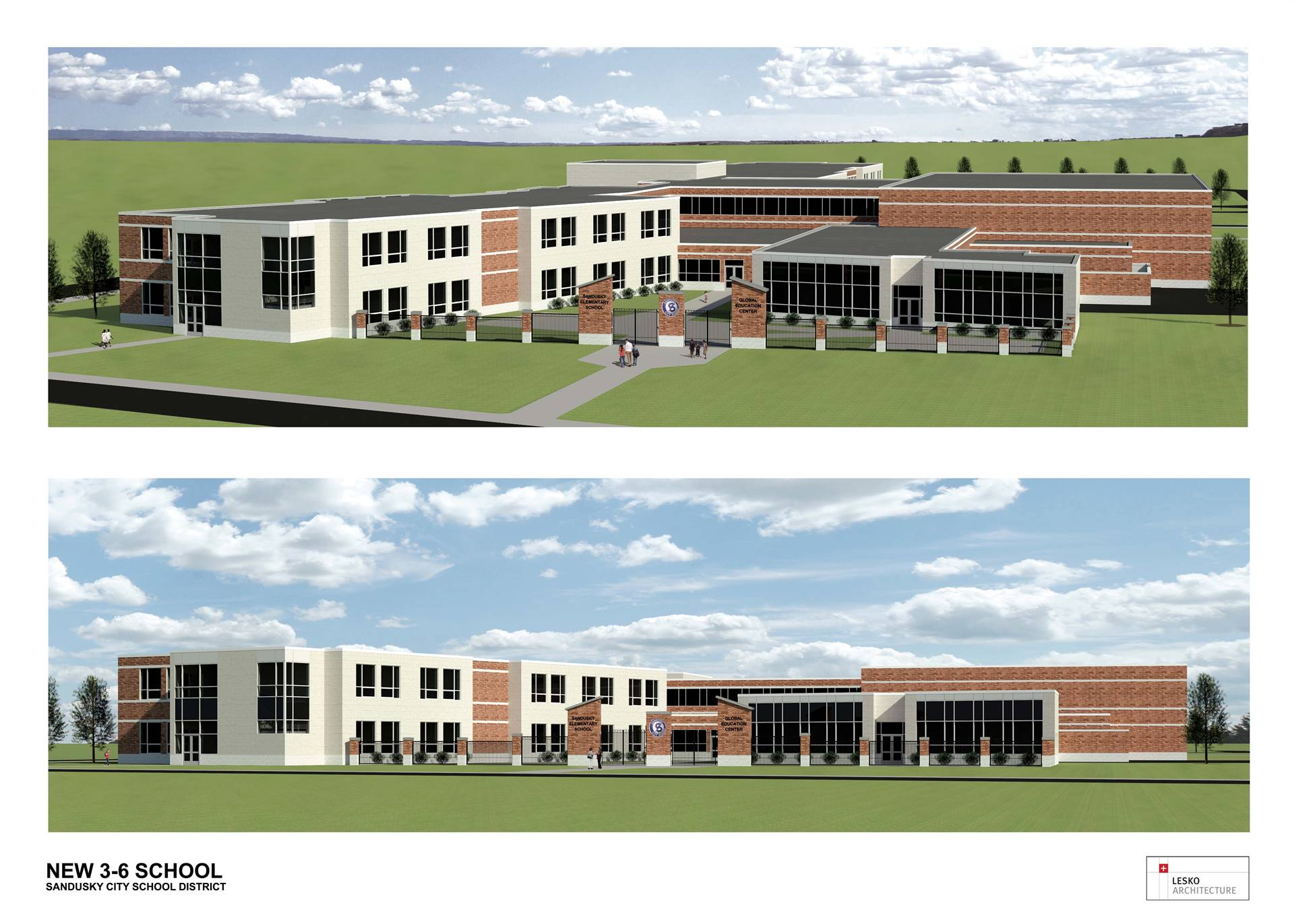 Sandusky Intermediate Rendering