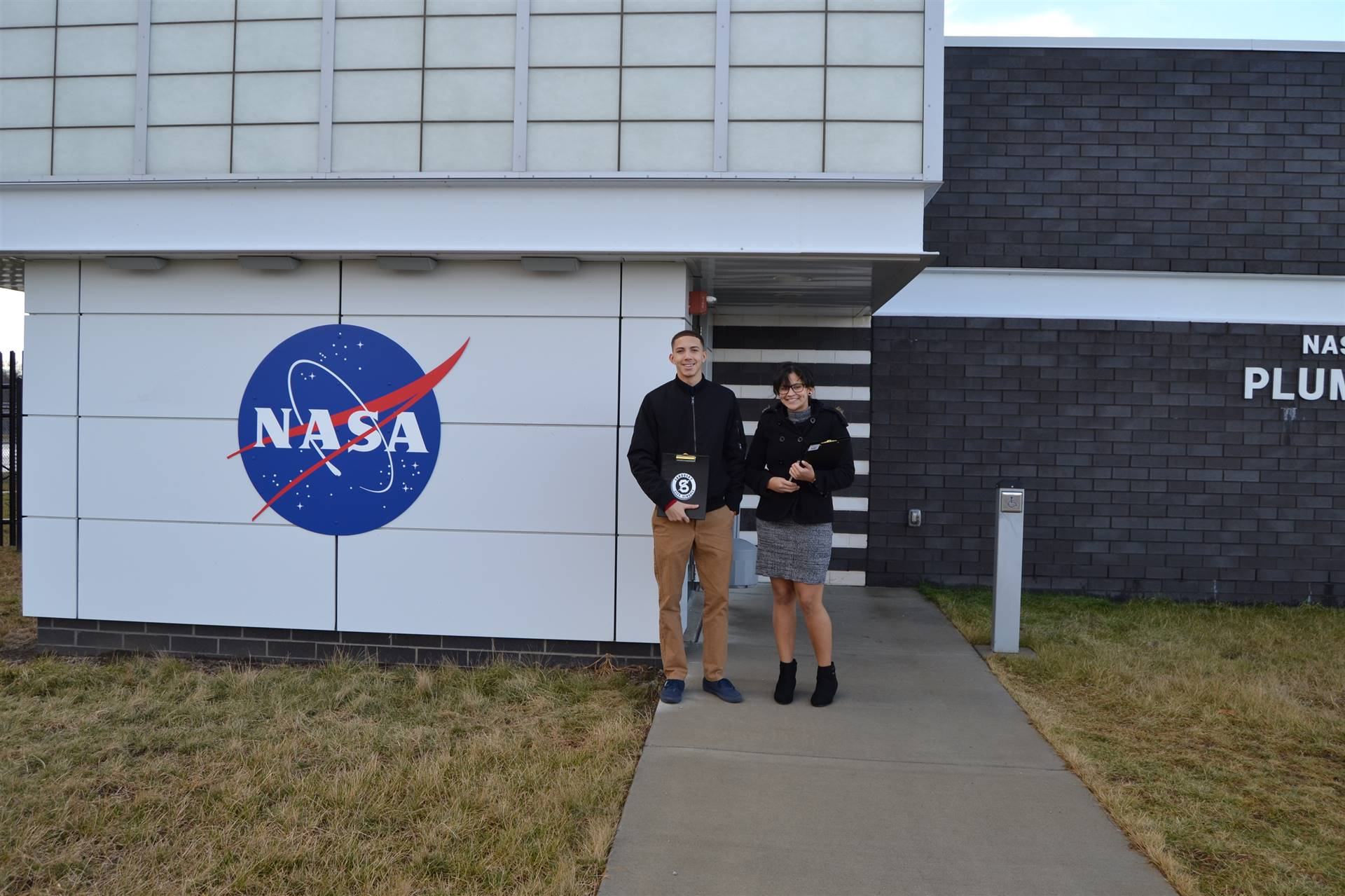 Global Internship Students Interning at NASA