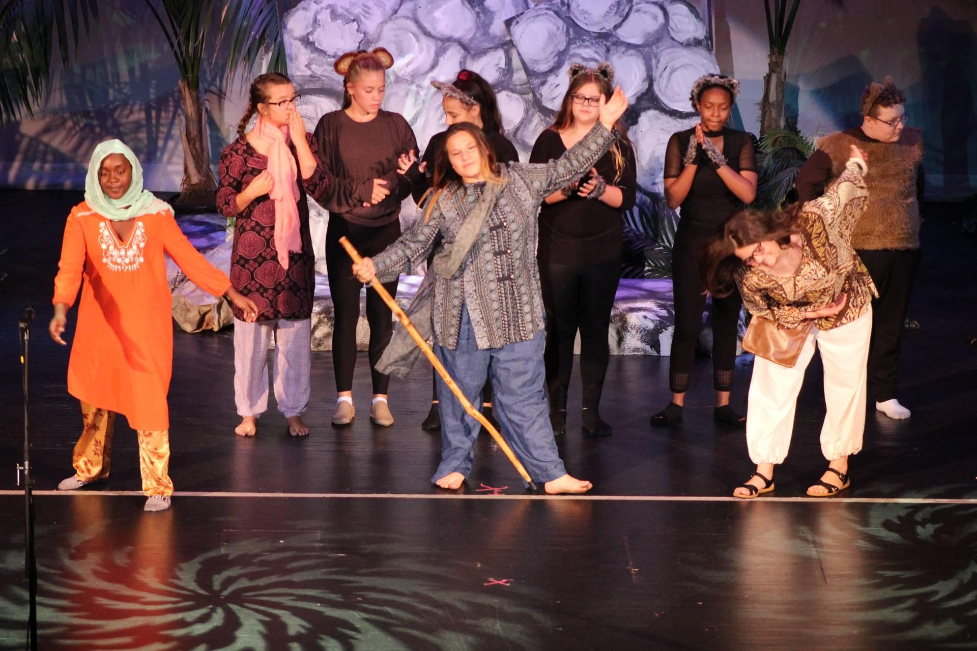 GLVPAA Theatre Camp