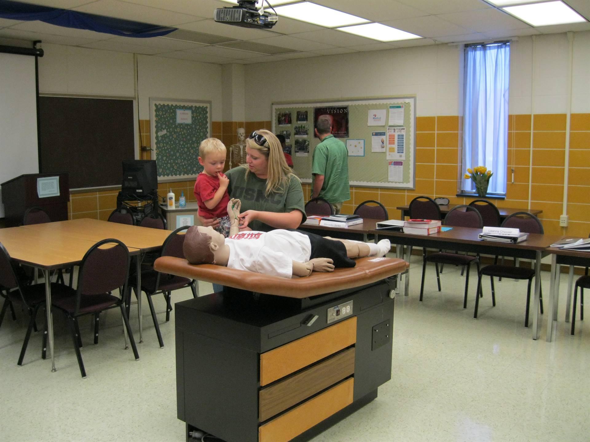 Medical Assisting & Phlebotomy