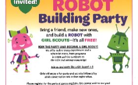 Interested in Joining Girl Scouts?