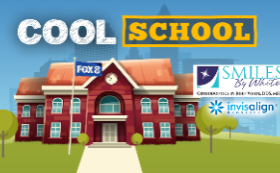 """Vote for SMS as a Fox 8 News """"Cool School"""""""