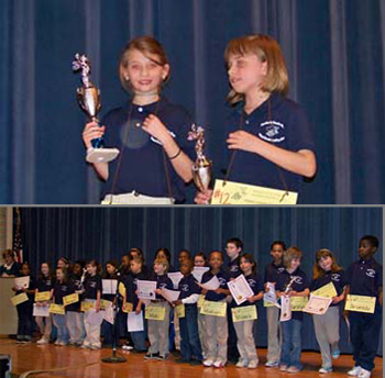 ELEVENTH ANNUAL THIRD GRADE SPELLING BEE