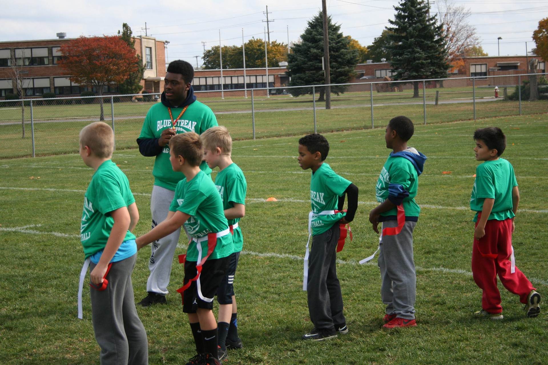Photo of Elementary Football