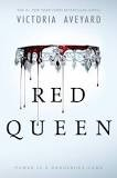"Book Cover: ""Red Queen"" by Victoria Aveyard"