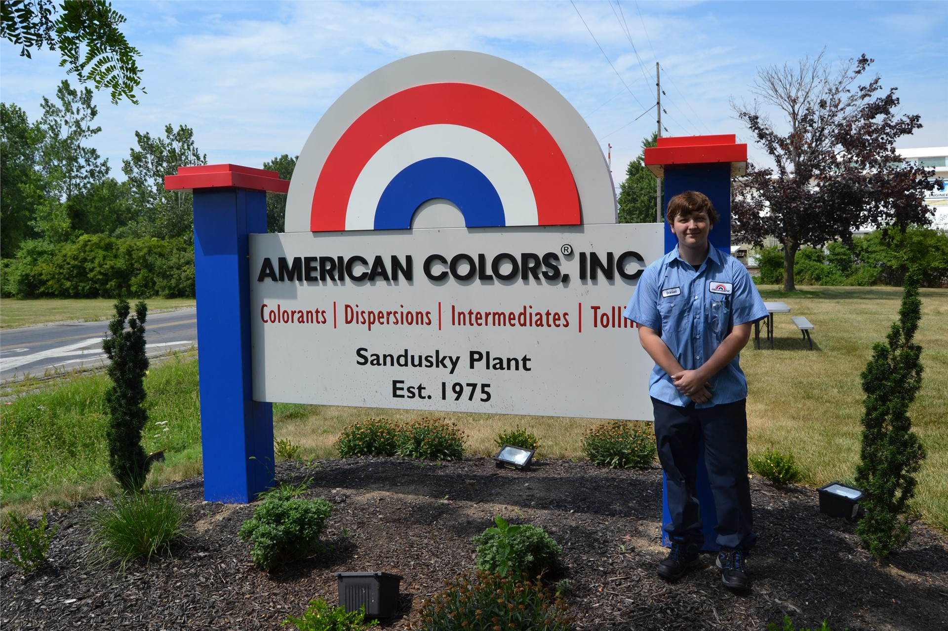 SHS Internship Alumni Hired by American Colors Inc.