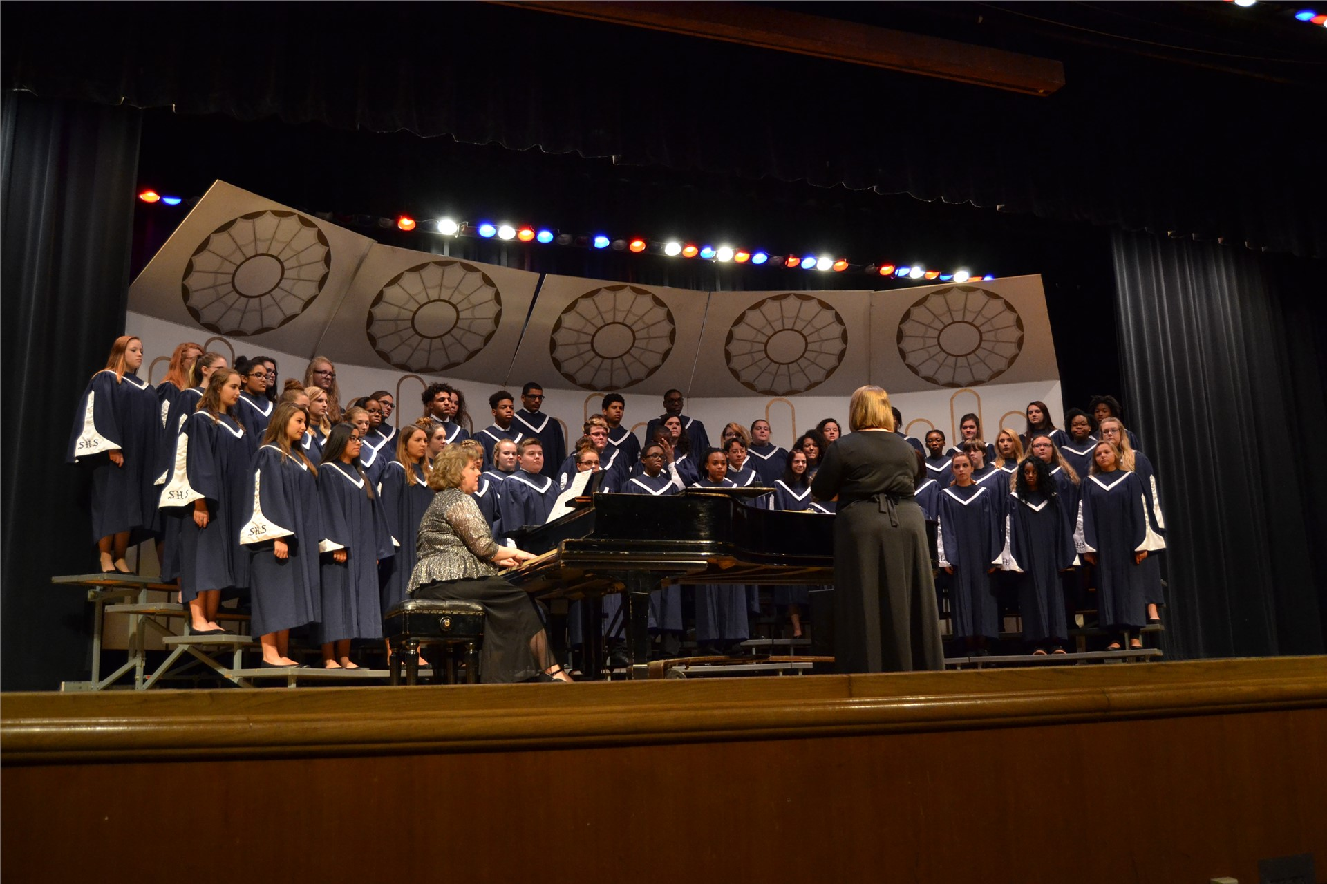 Fall Choral Concert 2016