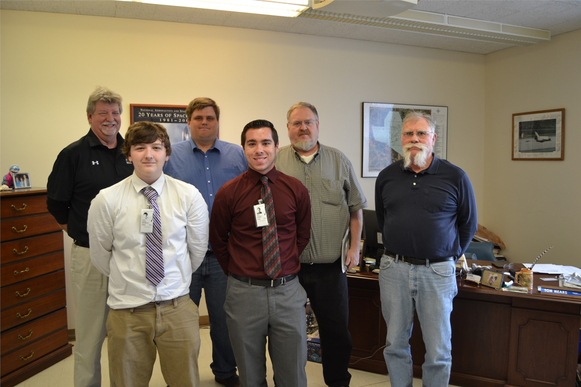 Engineering Students Intern at NASA - Plum Brook