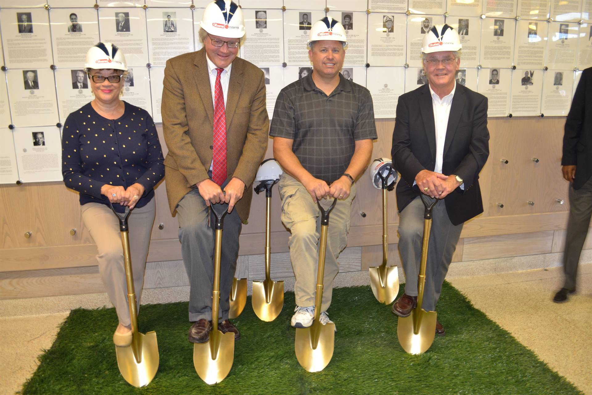 Citizens for Sandusky Public Schools at the Groundbreaking Ceremony