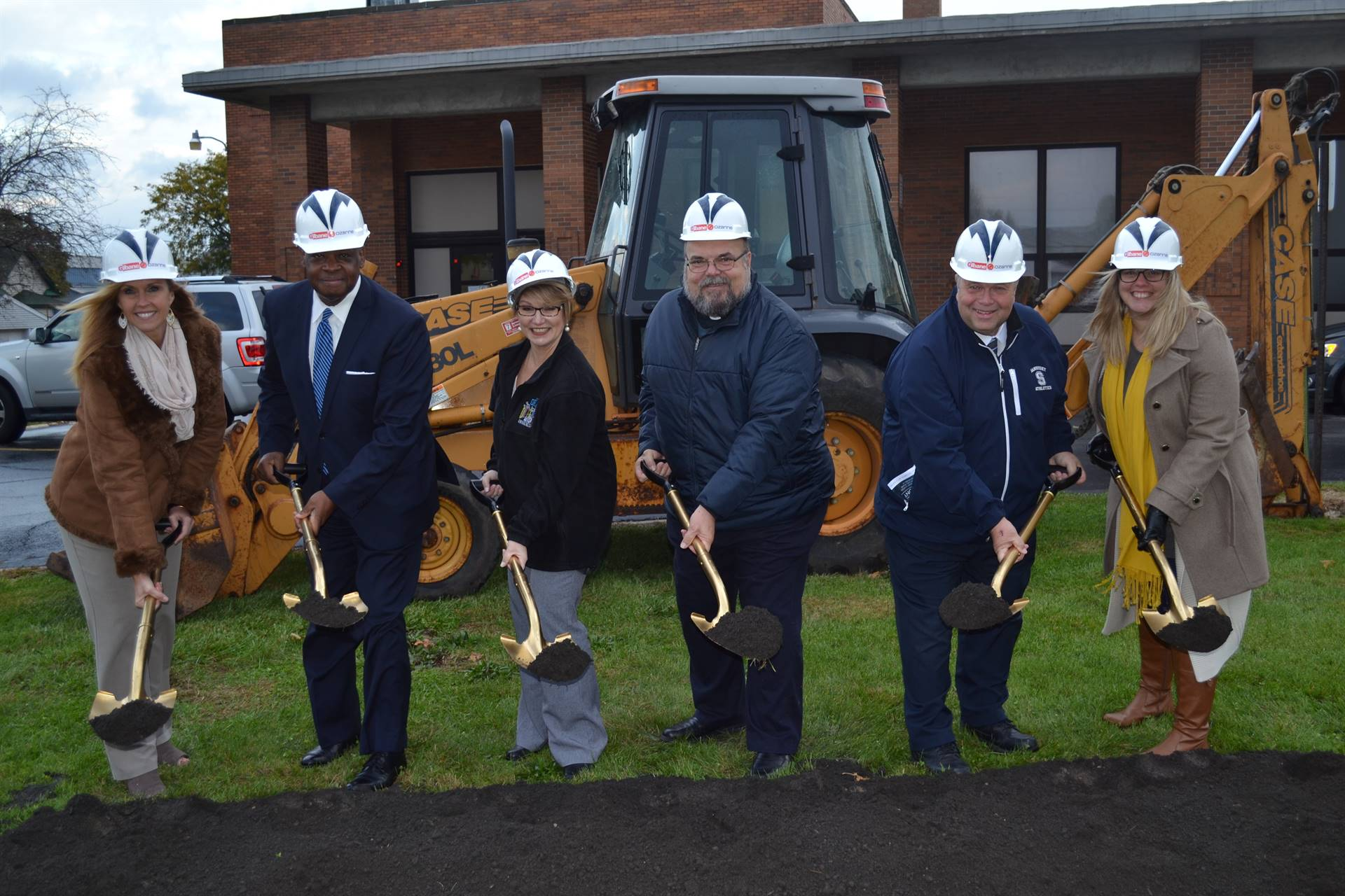 Ontario Primary Groundbreaking Ceremony