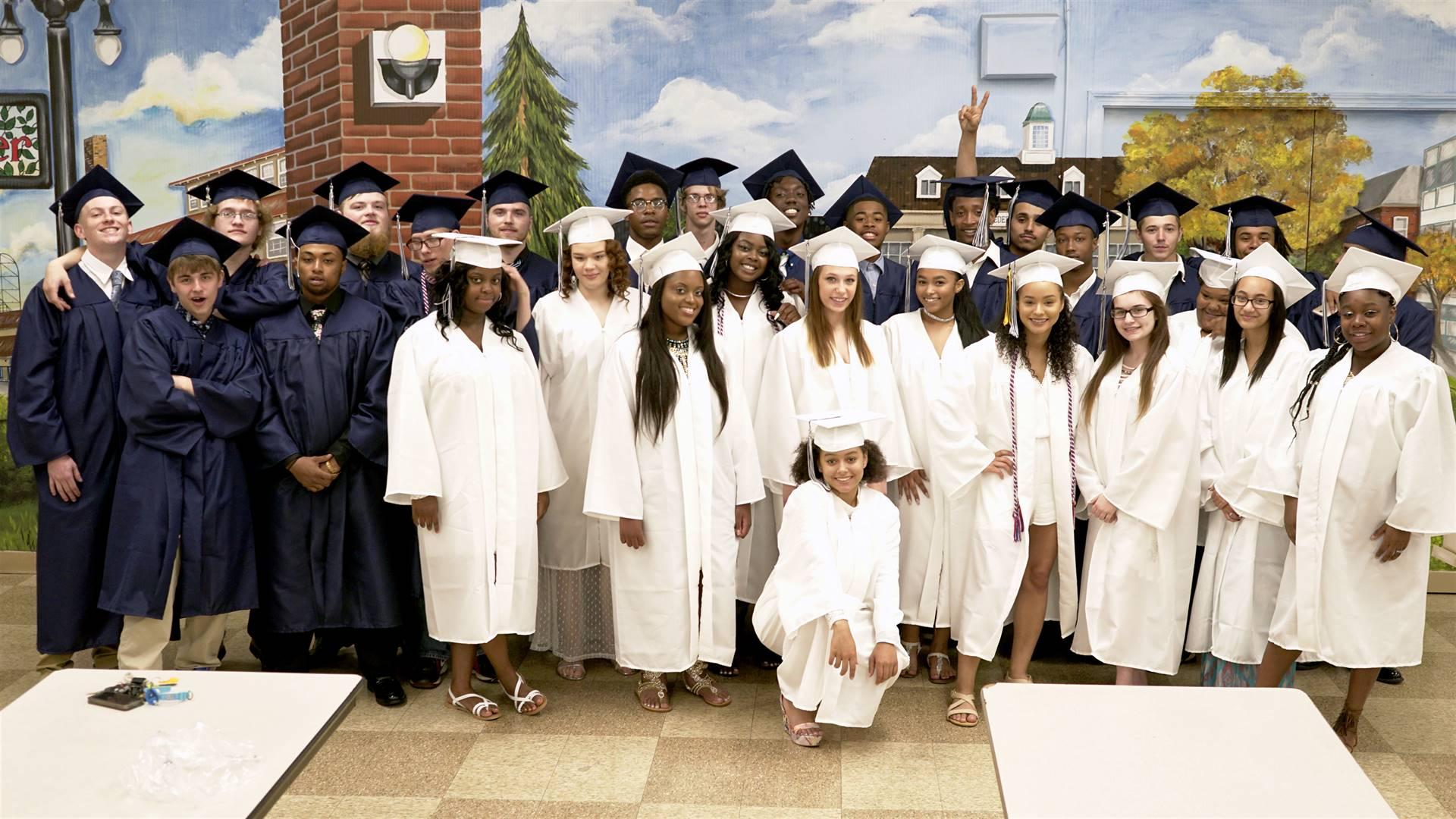SDA Graduates