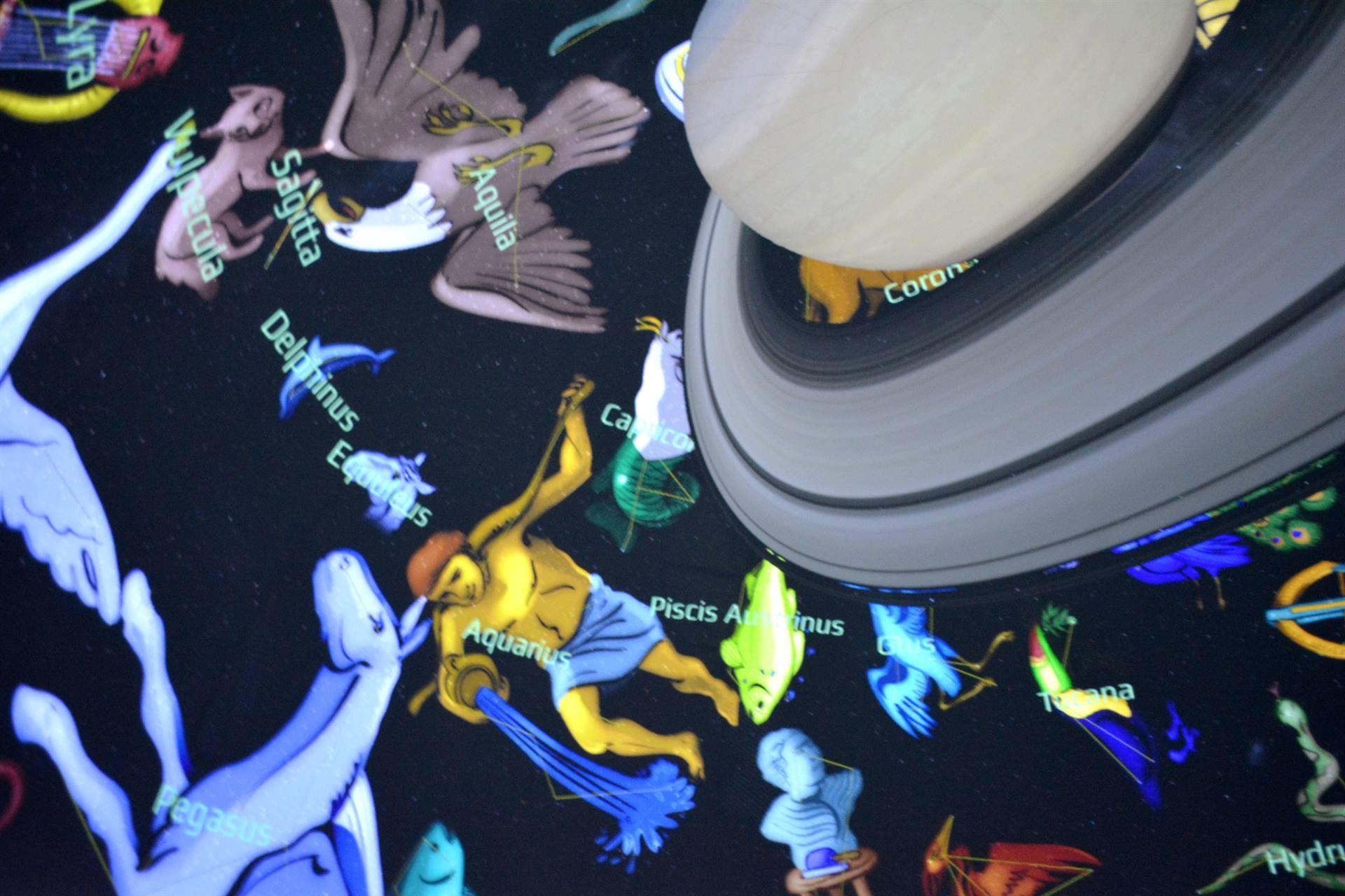 Sidney Frohman Planetarium
