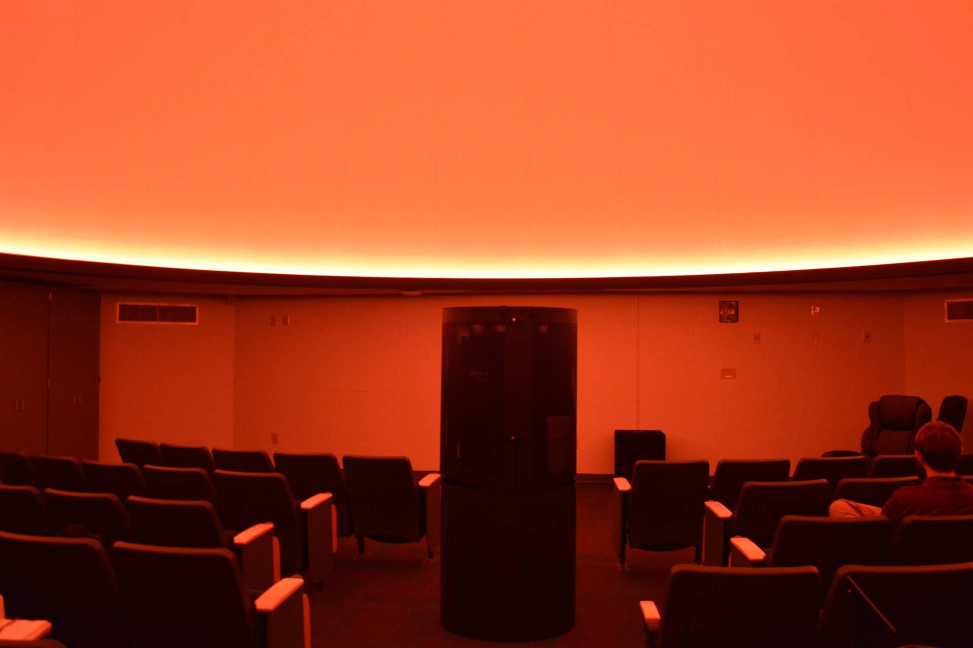 The Sidney Frohman Planetarium