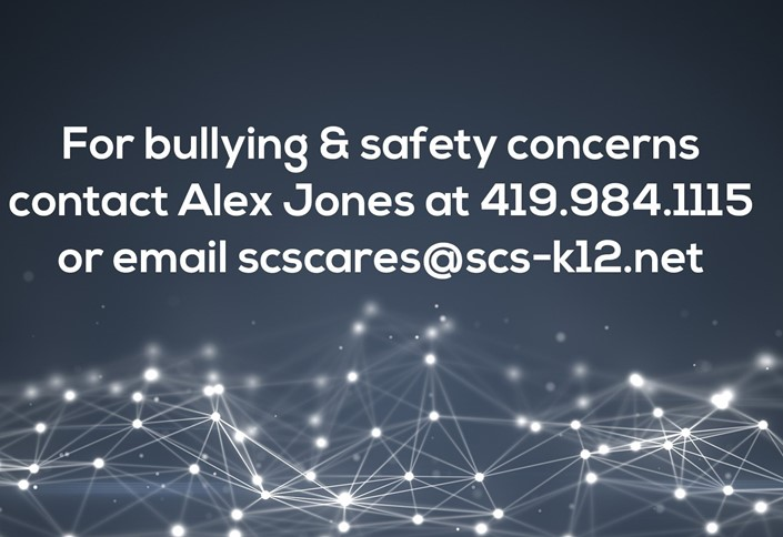 bullying and safety concerns