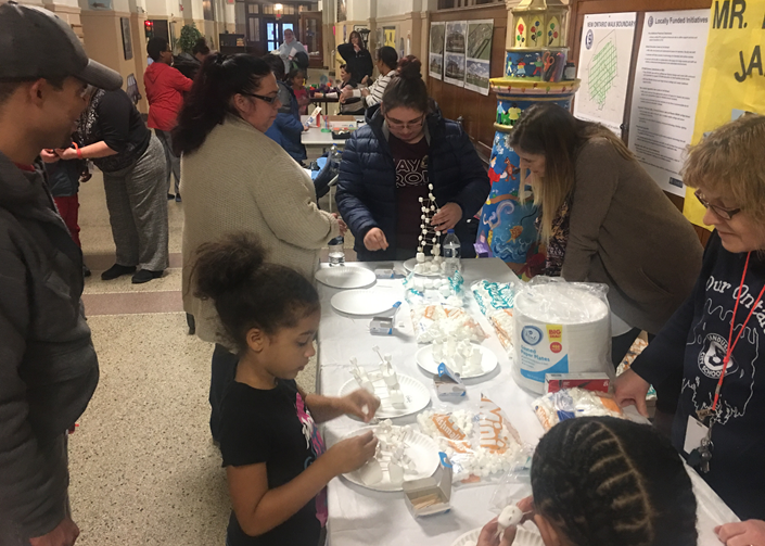 Ontario Elementary STEAM Night