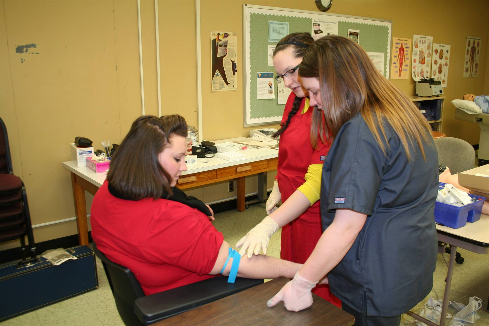 Medical Assisting & Phlebotomy