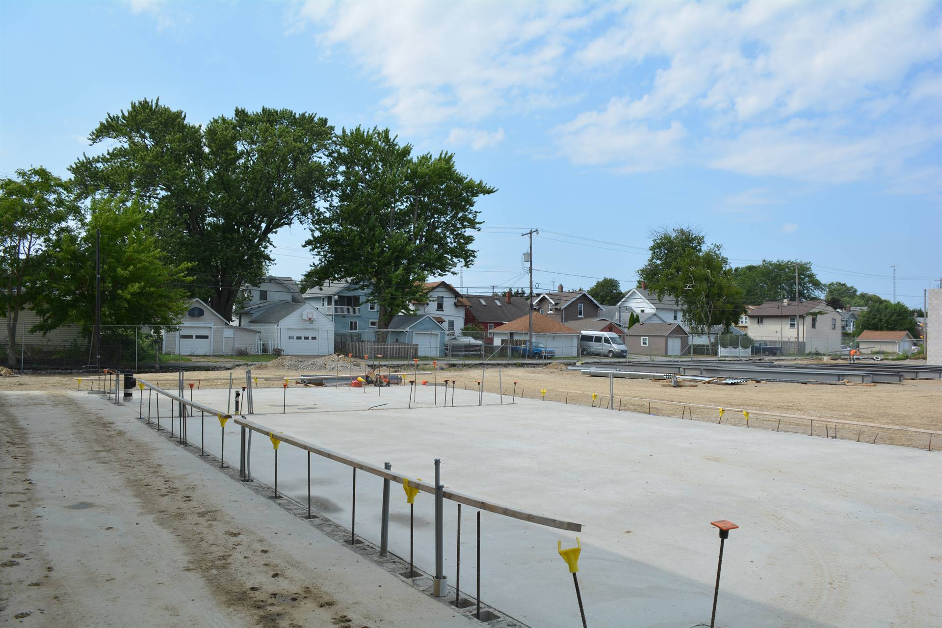 Sandusky Primary School Site
