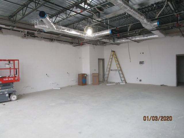 Art Room at New Intermediate School