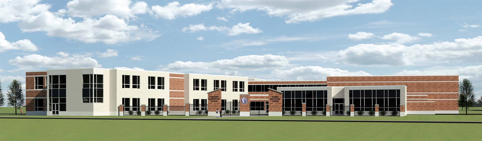 Sandusky Intermediate School Rendering