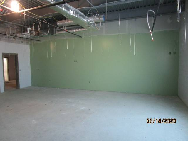 1st Floor East Classroom