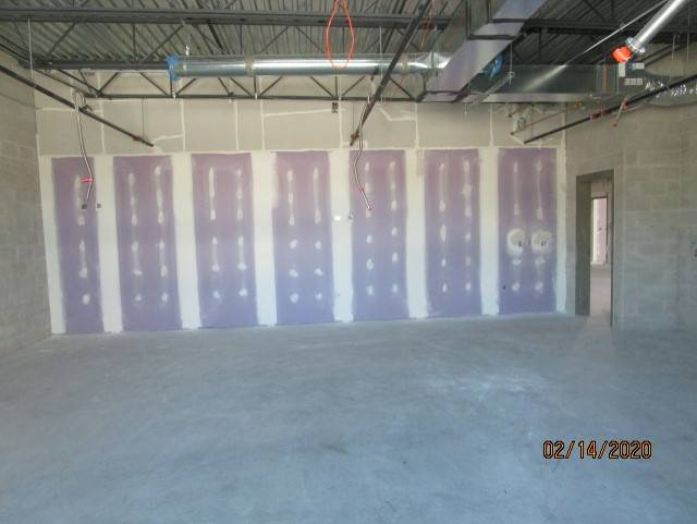 2nd Floor West Classrooms