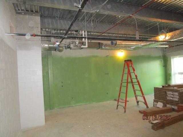 1st Floor Classrooms