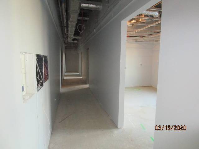 Office Area Drywall