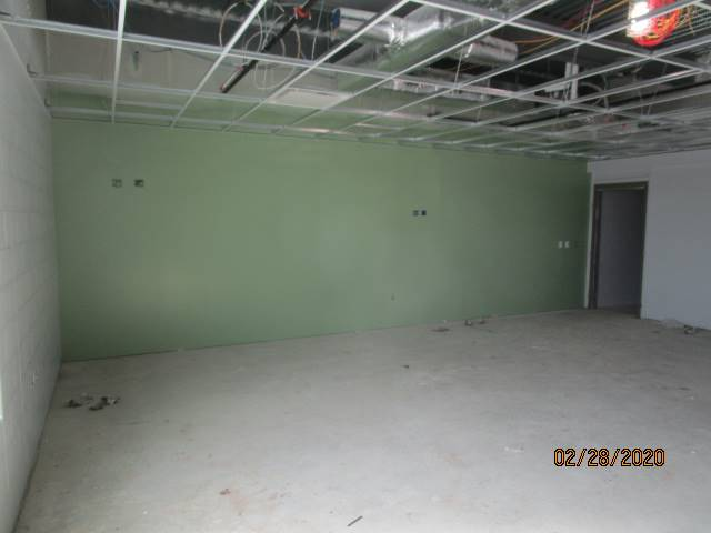 First Floor East Wing Classroom