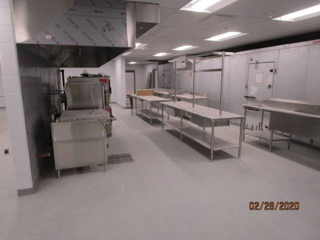 Kitchen - Cook Line