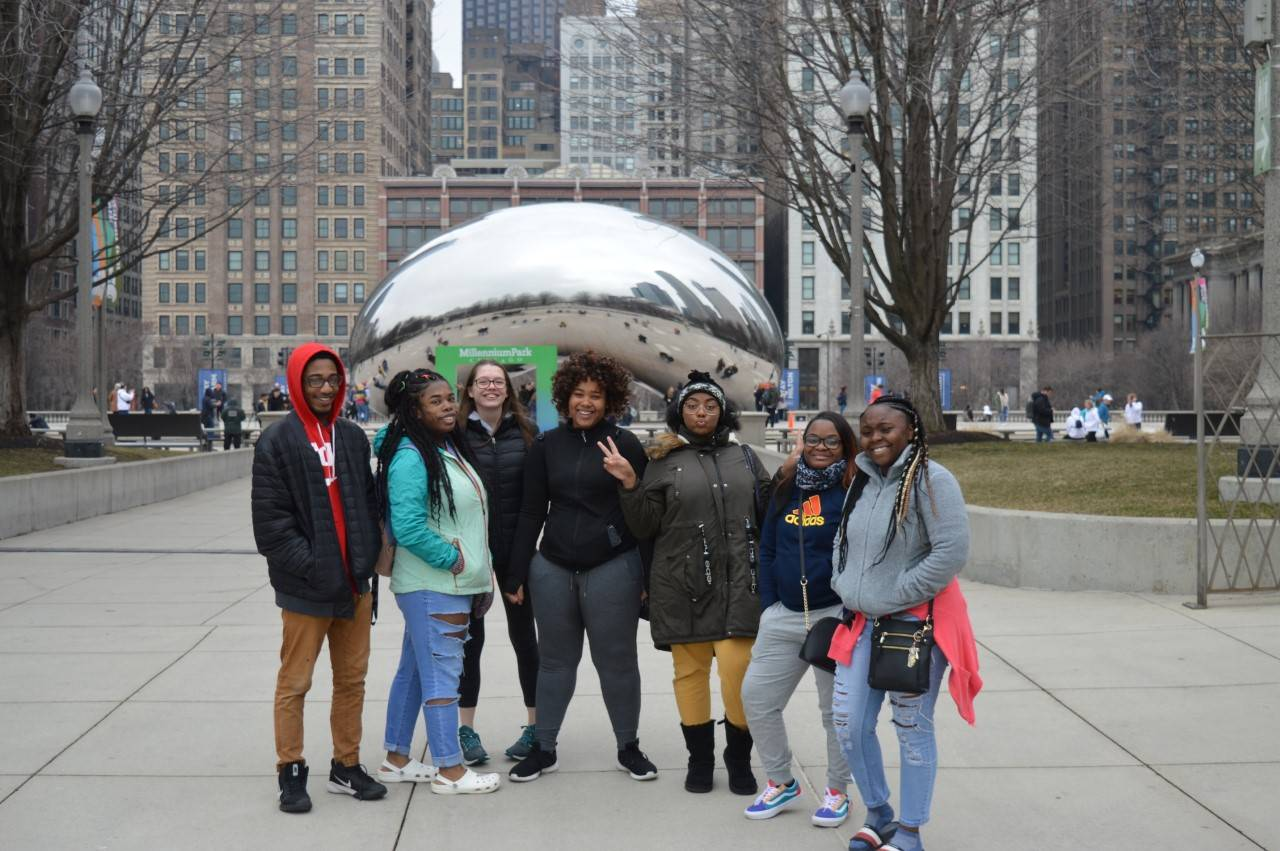 March 11th-13th Art Club and GLVPAA Chicago Trip
