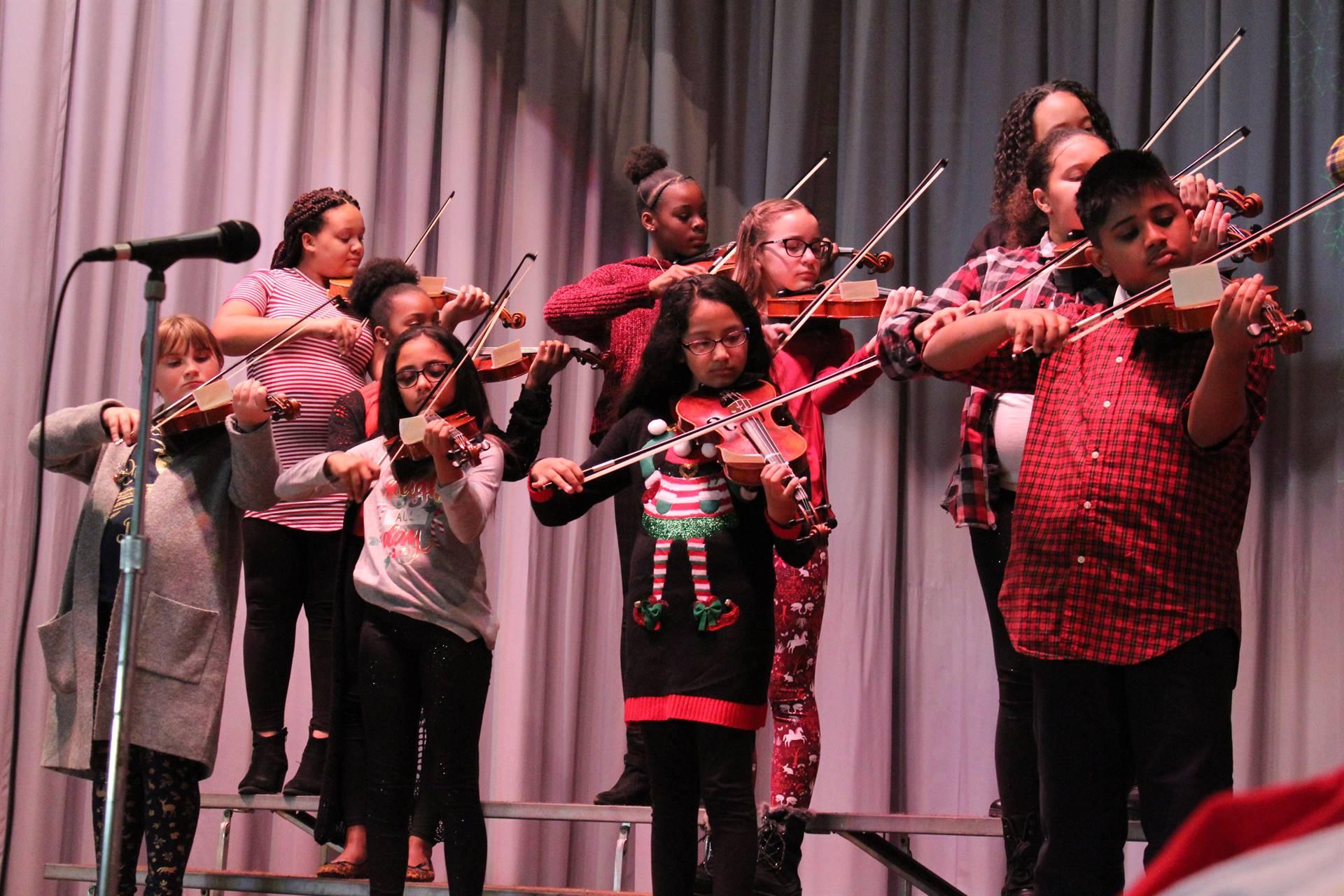 Elementary Orchestra