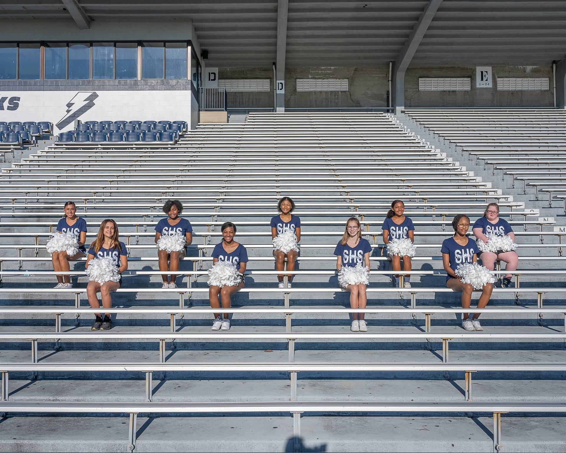 Freshmen Cheerleading