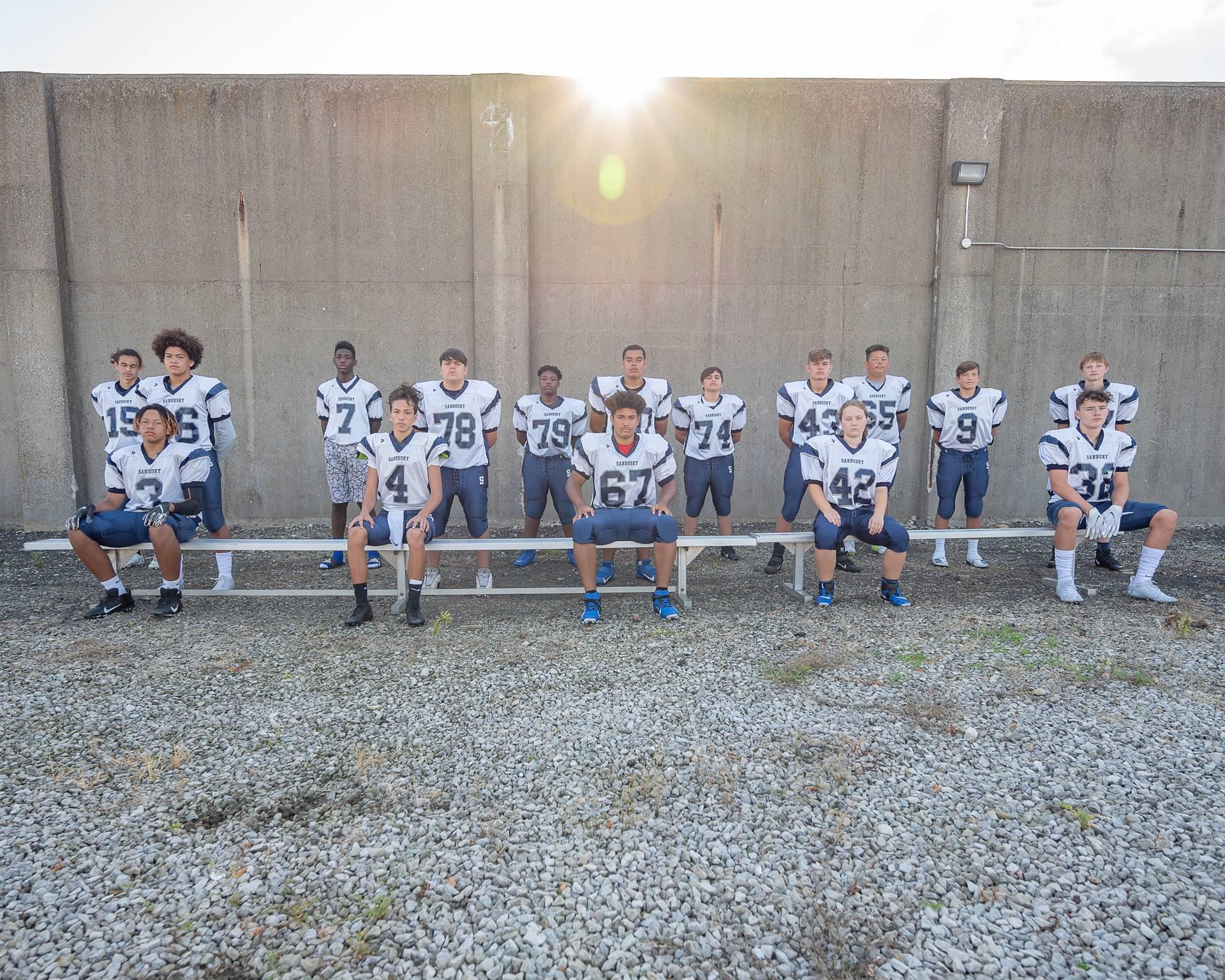 Freshmen Football