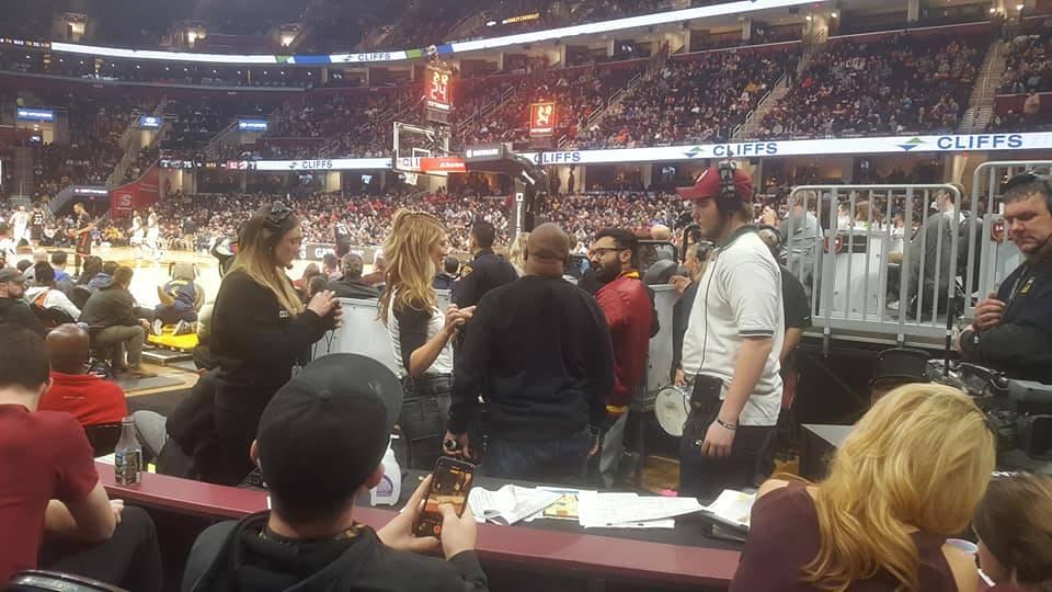 Cleveland Cavaliers Internship