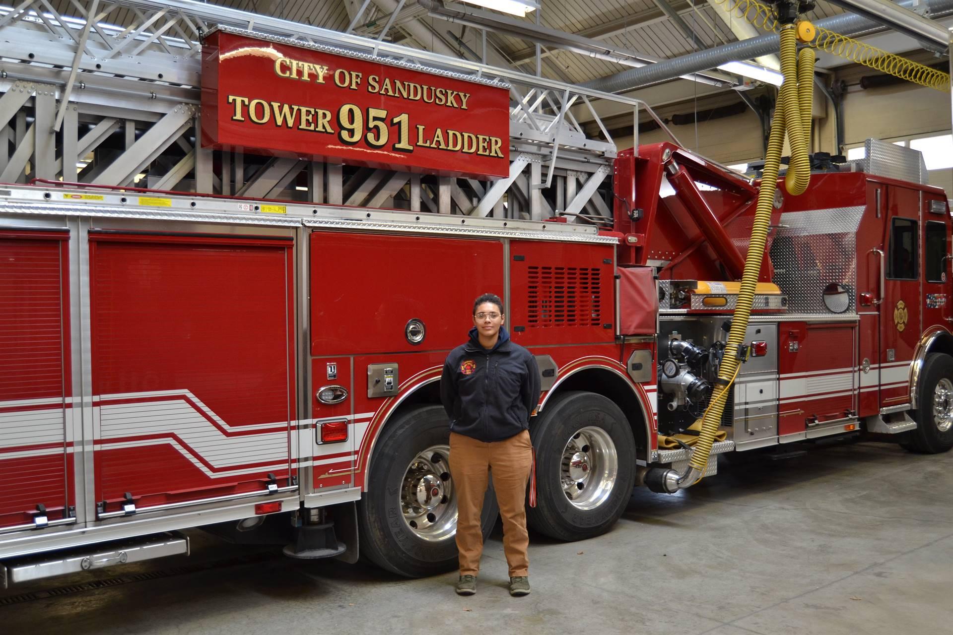 Sandusky Fire Department Internship