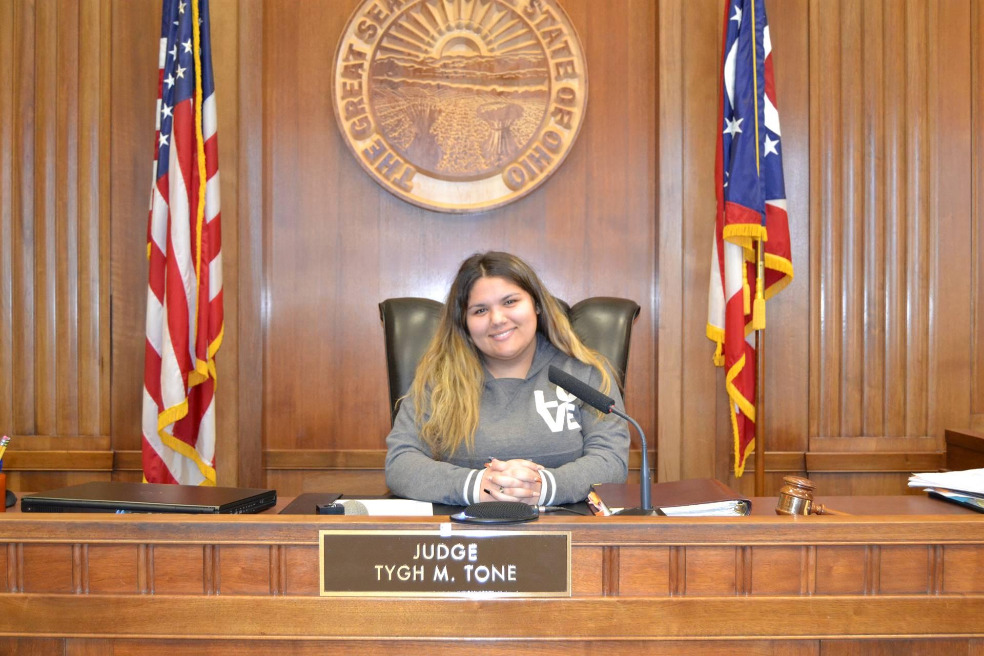 Erie County Court Internship