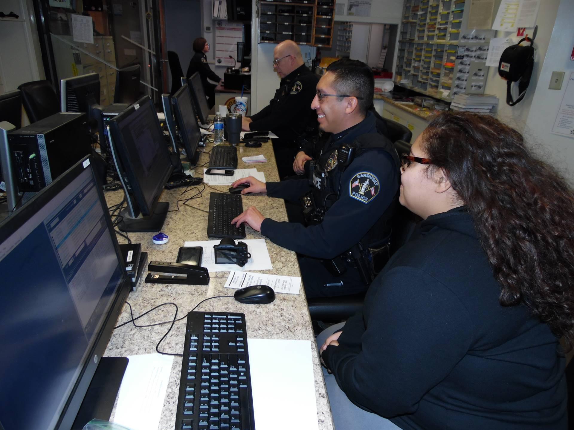 Sandusky Police Department Internship