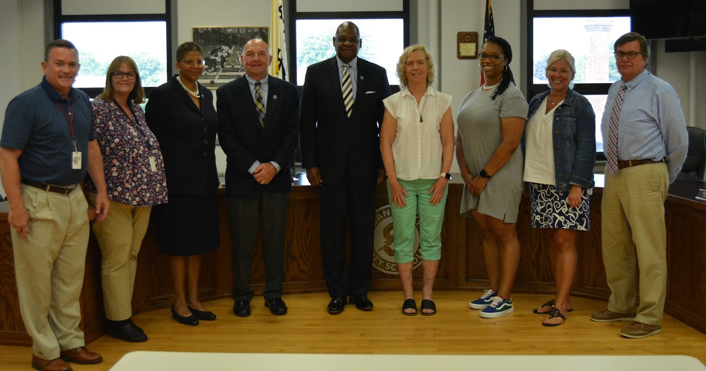 BOE & the Senior Leadership Team