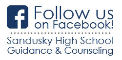 Follow us on Facebook - Sandusky High School Guidance & Couseling