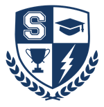 Blue Streak University Logo