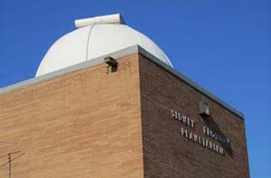 Photo of Sidney Frohman Planetarium